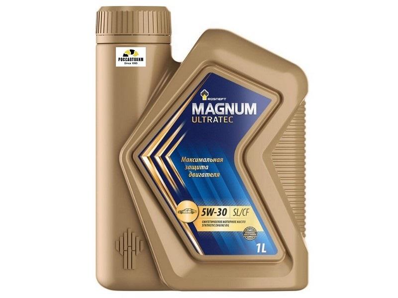 РосНефть Magnum Ultratec 5W30 SL/CF синт. 1 л 40815332