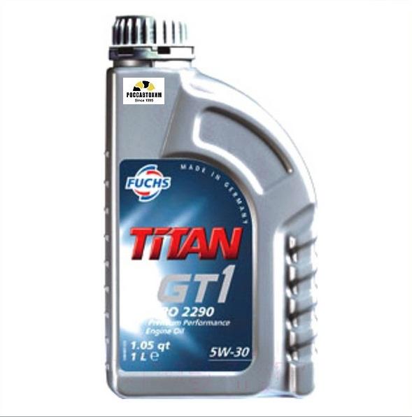 TITAN GT1 PRO 2290 5W30 1L