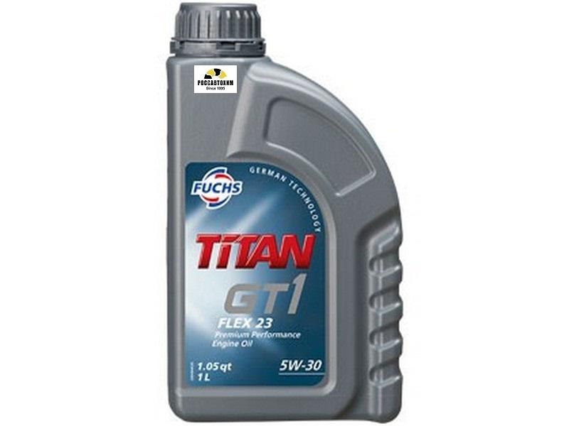 TITAN GT1 FLEX 23  5W30 1л