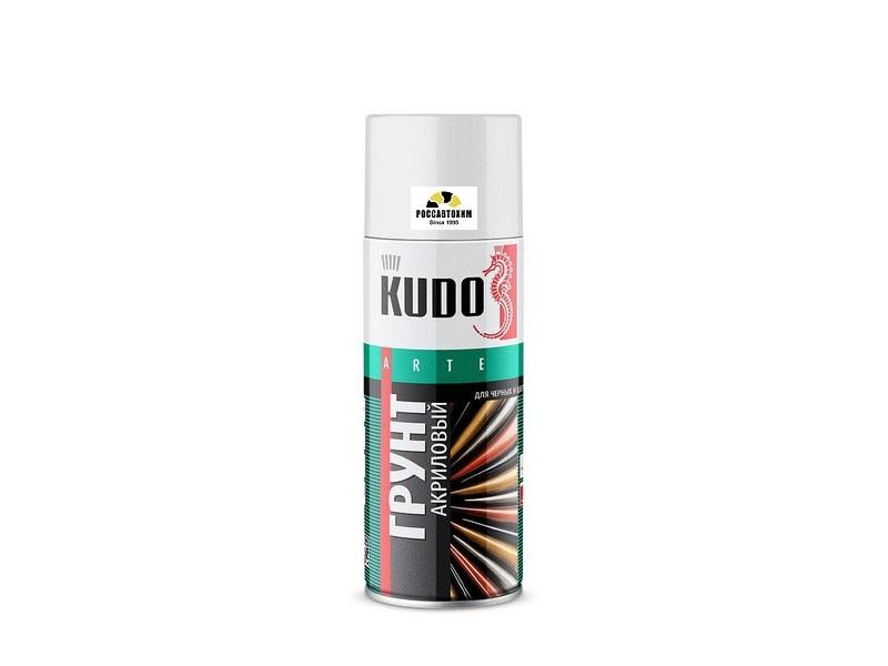 """Грунт универсальный """"KUDO"""" (520 мл) (красно-коричневый) (аэрозоль) KU-2002"""