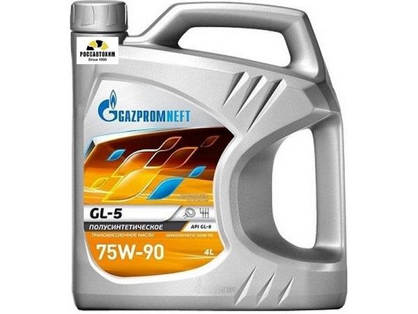 Gazpromneft  GL-5  75W90  4л