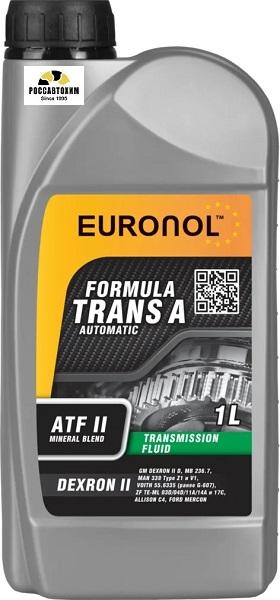 EURONOL TRANS А ATF II 1L