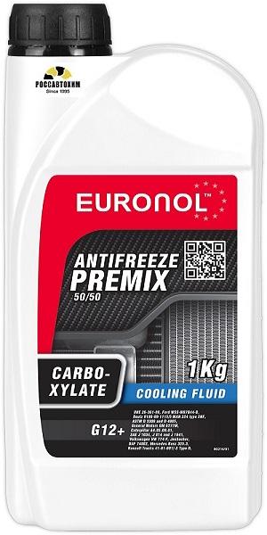 EURONOL ANTIFREEZE CARBOXYLATE READY G12+ 1kg