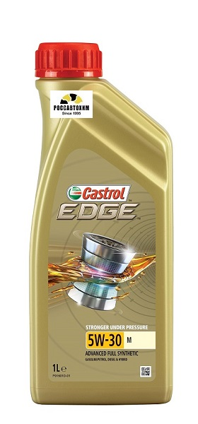 Castrol Edge M 5W30 C3 (1 л) синт.