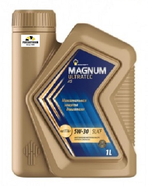 РосНефть 5W30 Magnum Ultratec A5 синт. 1 л