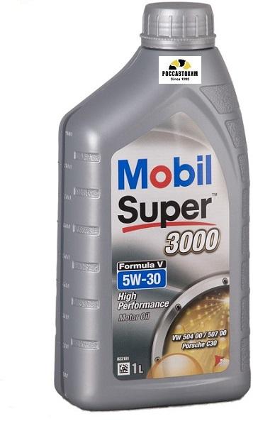 MOBIL SUPER 3000 Formula V  5W30 1л