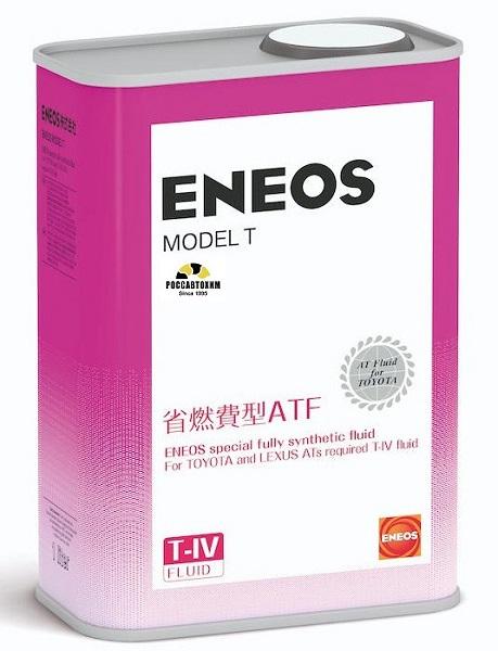 ENEOS Model T for Toyota and Lexus T-IV 1л Жидкость для АКПП