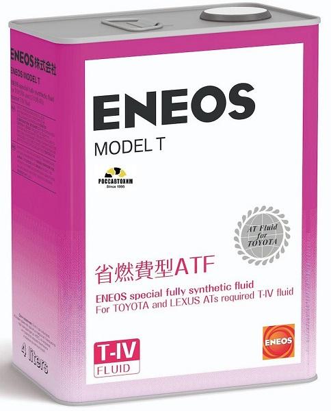 ENEOS Model T for Toyota and Lexus T-IV 4л Жидкость для АКПП
